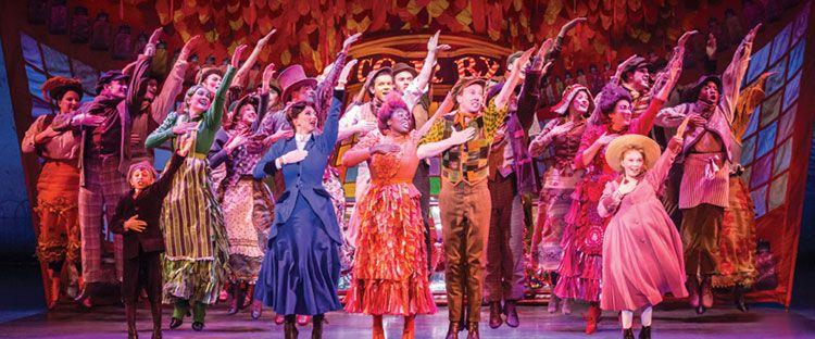 MARY POPPINS Musical in Stuttgart inkl. ÜN & Frühstück ab 103,50€ p.P.