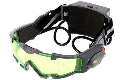 Nachtsichtbrille mit LEDs für 4,91€