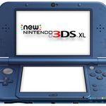 New Nintendo 3DS XL – Metallic Blau für 165€ (statt 186€)