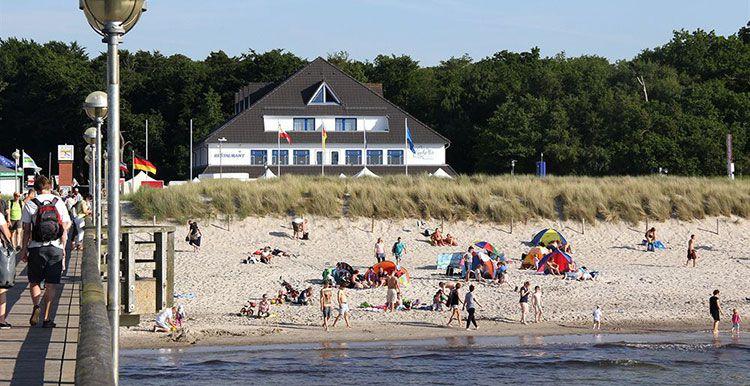 2 ÜN an der Ostsee inkl. HP (2 Kinder bis 6 kostenlos) ab 66,50€ p.P.