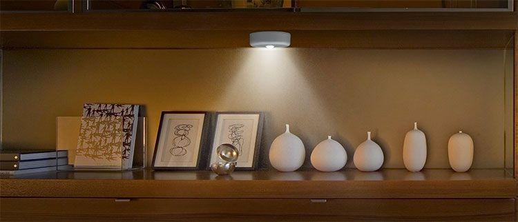 OxyLED N05 LED   Licht mit Touchfunktion für 6,49€ (@Prime)