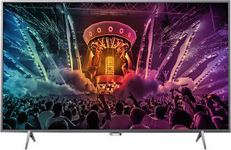 philips 49pus6401 th Philips 49PUS6401   49 UHD Ambilight TV für 568,14€ (statt 619€)