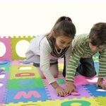 Playshoes EVA Puzzlematte 36-teilig für 32,99€ (statt 38€)