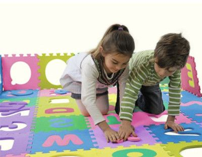 Playshoes EVA Puzzlematte 36-teilig ab 35,54€ (statt 45€)