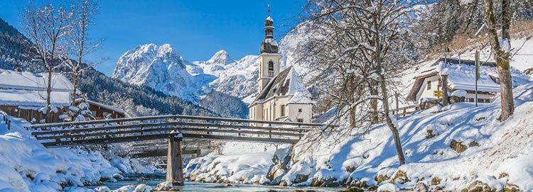 3 ÜN im Berchtesgadener Land inkl. Skipass, HP+ & Sauna (2 Kinder bis 11 kostenlos) ab 189€ p.P.