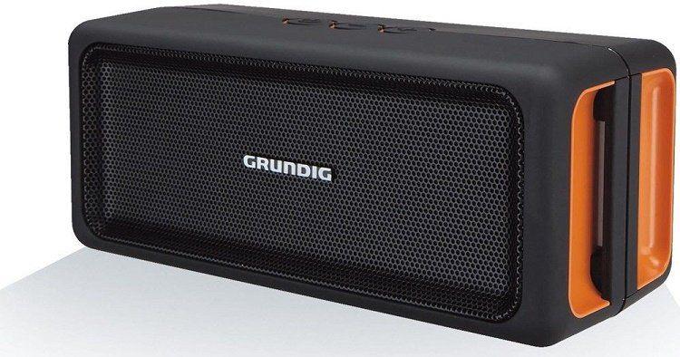 Grundig BlueBeat GSB 120   mobiler Bluetooth Lautsprecher für 35,55€ (statt 41€)