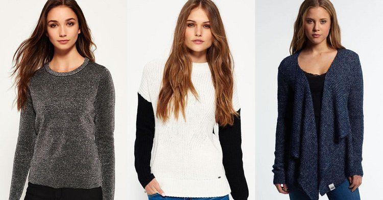 Superdry   Pullover für Damen und Herren für je 25,95€