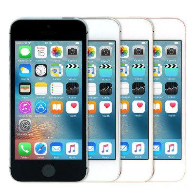 iPhone SE 64GB für 339,90€ (statt 442€)   Retourengeräte wie neu