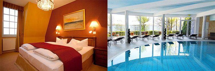 schlosshotel klink zimmer 2 ÜN in einem Schlossshotel an der Müritz inkl. Frühstück, Dinner & Wellness ab 135€ p.P.