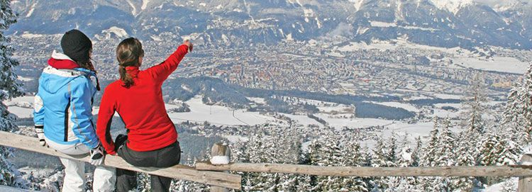 sporthotel tease 2 ÜN bei Innsbruck inkl. Skipass, HP & Wellness ab 189€ p.P.