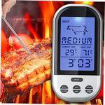 TS-BN52 Digital Funkthermometer für euer BBQ für ~ 11€