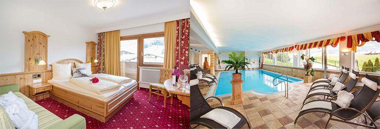 Silvester in Tirol für 4 ÜN inkl. Halbpension, Wellness & Dinner ab 329€ p.P.