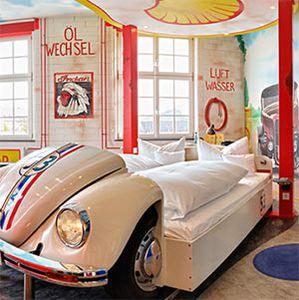 2 ÜN bei Stuttgart im V8 Hotel inkl. Museumseintritt, Frühstück & Wellness ab 179€ p.P