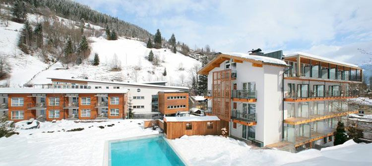 waldhof th 2 ÜN in Zell am See in einem Skigebiet inkl. Verwöhnpension &  Sauna (3 Kinder bis 11 kostenlos) ab 119€ p.P.