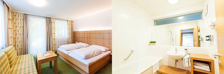 2 ÜN in Zell am See in einem Skigebiet inkl. Verwöhnpension &  Sauna (3 Kinder bis 11 kostenlos) ab 119€ p.P.