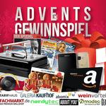 2. Advents-Gewinnspiel: Wir beschenken euch mit tollen Preisen