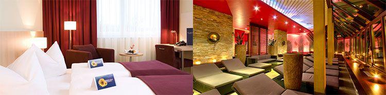 2 ÜN im 4* Welcome Hotel Paderborn inkl. Frühstück & Dinner und gratis E Bike ab 109€ p.P.