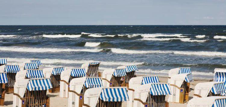 2, 3 o. 7 ÜN an der poln. Ostsee inkl. Halbpension, Salzgrotte & Wellness (Kind bis 9 gratis) ab 59€ p.P.