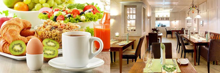 2   7 ÜN im 4* Hotel am Bodensee inkl. Frühstück, 4 Gängemenü, Tee Buffet, Wellness und mehr ab 139€ p.P.