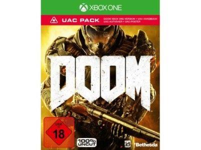 DOOM UAC Pack für PC ab 14,99€ oder Xbox One und PS4 ab 17,99€