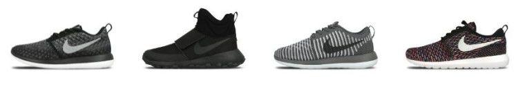 Nike Roshe Sale mit bis zu  50% Rabatt   z.B. Nike Wmns Roshe Two Flyknit 50€ (statt 78€)   Coole Preise!