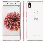 BQ Aquaris X5 Plus – 5 Zoll Full HD Smartphone Rosegold mit 16GB für 199€ (statt 230€)