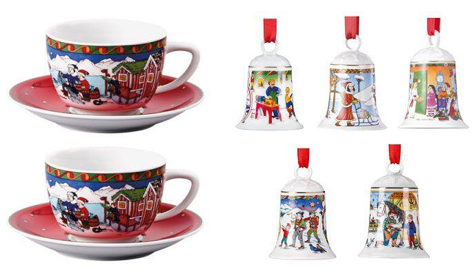 Hutschenreuther Weihnachtsdeko & Sammlerstücke Sale bei eBay   mit bis zu 75% Rabatt + 5€ Extra Rabatt je 50€ Bestellwert