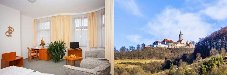 2, 3, 4 oder 7 ÜN im 3* Hotel am Kellerberg inkl. Halbpension, Eintritt in die Leuchtenburg oder Therme uvm. ab 89€ p.P.