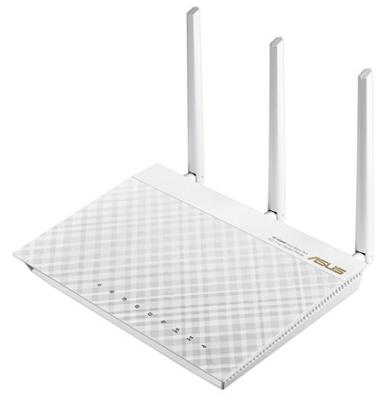 Asus RT AC66U Dual Band WLAN Router für 98,01€ (statt 120€)