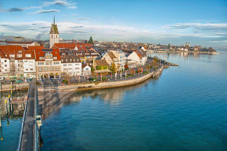 488 2   7 ÜN im 4* Hotel am Bodensee inkl. Frühstück, 4 Gängemenü, Tee Buffet, Wellness und mehr ab 139€ p.P.