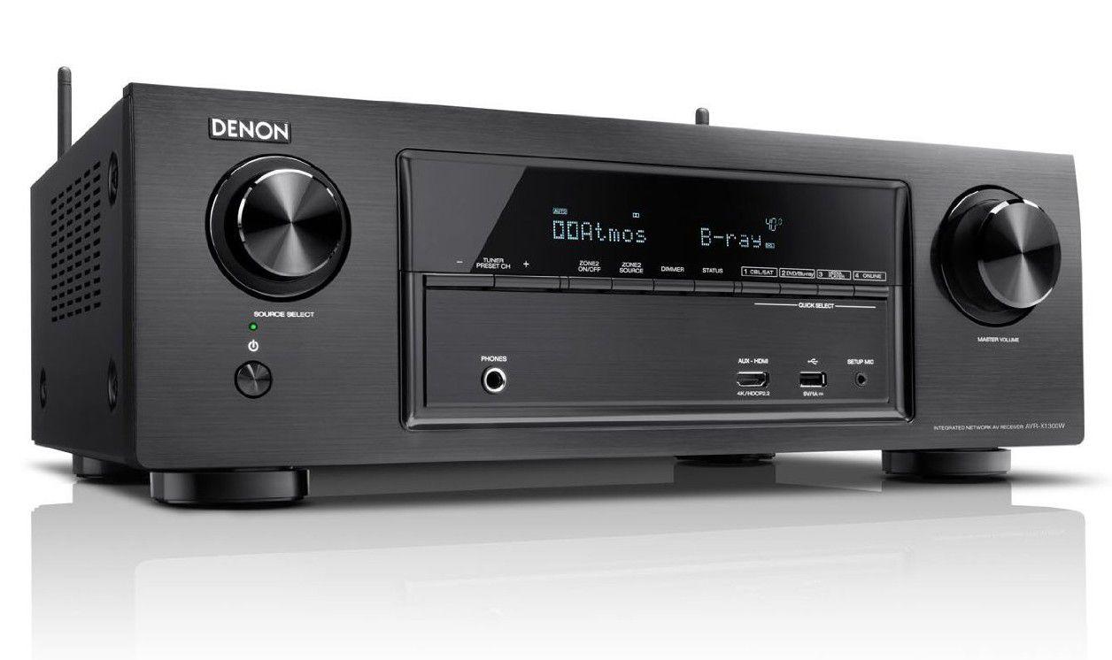 Denon AVR X1300W   7.1 AV Receiver für 299,90€ (statt 340€)