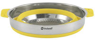 Outwell Collaps   faltbarer Topf mit Sieb und Deckel für 37,68€ (statt 81€)