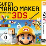 Super Mario Maker (3DS) ab 27,99€ (statt 33€)