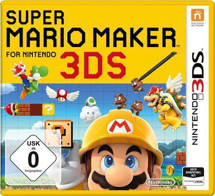 Super Mario Maker (3DS) für 14,98€ (statt 29€)