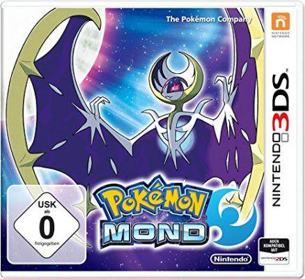 Pokémon Sonne und Mond (3DS) für 24,99€ (statt 37€)
