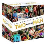 Two and a Half Men Komplettbox (alle Staffeln, 40 DVDs) für 46€ (statt 55€)