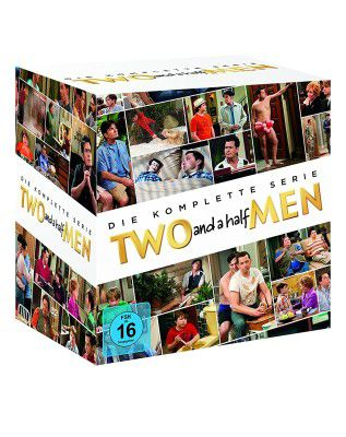91bWdMLDSYL. SL1500  1 e1480852059449 Two and a Half Men Komplettbox (alle Staffeln, 40 DVDs) für 59,97€ (statt 92€)