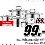 Media Markt: Oh du günstige – coole Angebote quer Beet z.B. BALLARINI Wok für nur 13€