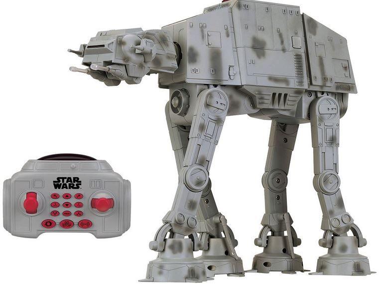 AT AT1 Star Wars AT AT   mit IR Fernbedienung und 1.000 Bewegungskombinationen statt 79€ für 59,90€