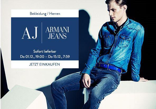 Armani Jeans   Herren Polos, Shirts und Jeans mit bis zu 50% Rabatt (UVP)