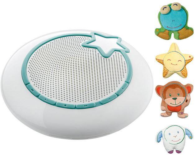 BABY STARS snu:mee Babyphone, mit Spieluhr, Mp3 Player und Kuschelsleeve39,99