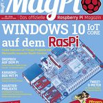 6 Ausgaben MagPi + Raspberry Pi Zero inkl. HDMI-Konverter für 54,80€