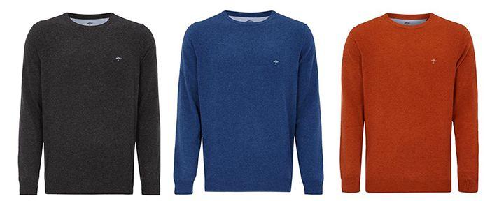 Fynch Hatton Pullover aus Woll Kaschmir Mix für 36,79€ (statt 55€)