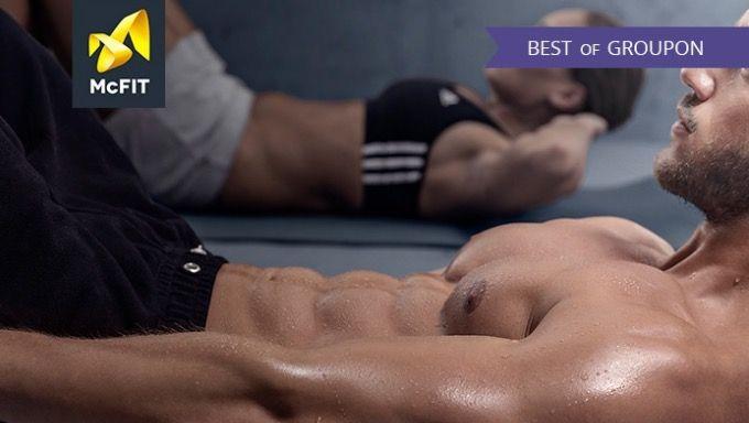 McFIT Fitnessbox inkl. McFIT Membercard (Januar) für 15€