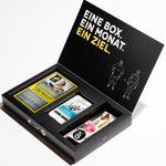 McFIT Fitnessbox inkl. McFIT Membercard (Januar) für 12€