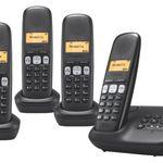 Gigaset A250A Quattro Telefone für 55€