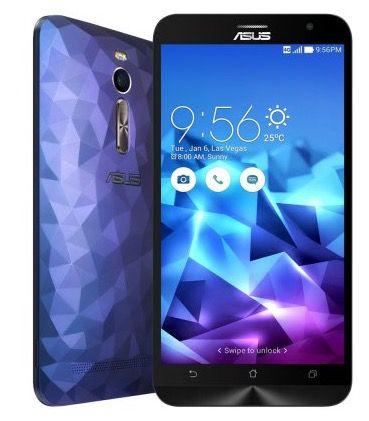Asus ZenFone 2 Deluxe   5,5 Zoll Full HD Smartphone für 128,60€ (statt 160€)