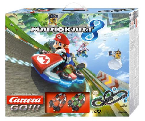 Carrera GO!!! Nintendo Mario Kart 8 Set für 49,99€ (statt 58€)
