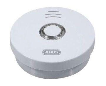 ABUS RWM120 Rauchwarnmelder mit 10 Jahren Batterielebensdauer für 14,99€