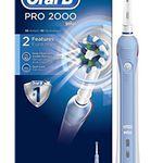 Oral-B Pro 2000 CrossAction Zahnbürste für 35€ (statt 50€)